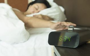This Irish app will reward you for not hitting the snooze button