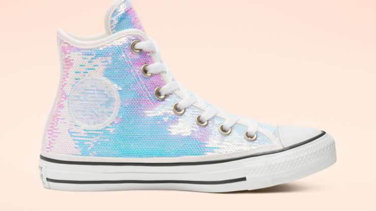 Converse has a wedding range and it is seriously gorgeous
