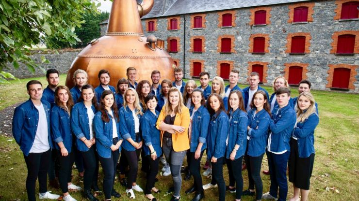 If you've got 'serious character' chances are Jameson want you for their grad programme