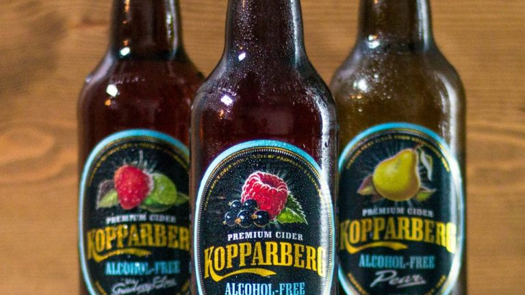 Non alcoholic Kopparberg is here to make your Dry January less horrific