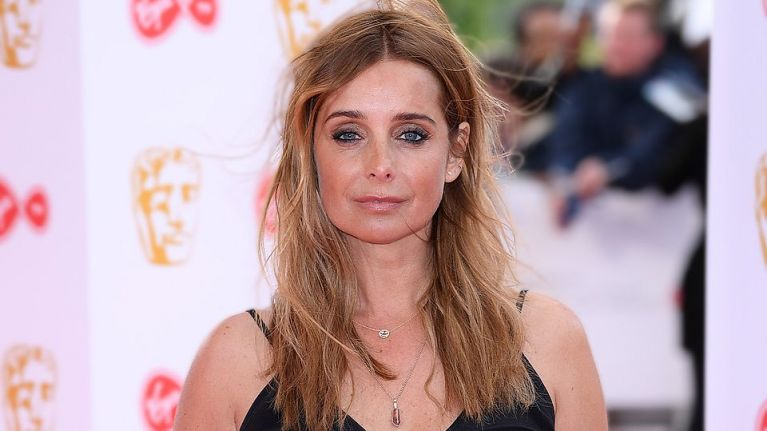 Louise Redknapp posted lyrics to her new song on Instagram, and wow, intense