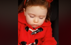 This little Irish girl swearing about her sore fingers is absolutely gas