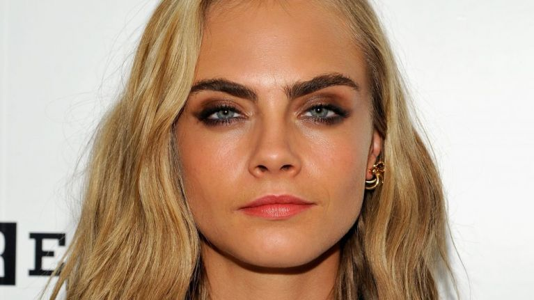 Cara Delevinge just lost 50,000 followers on Instagram because of this one post