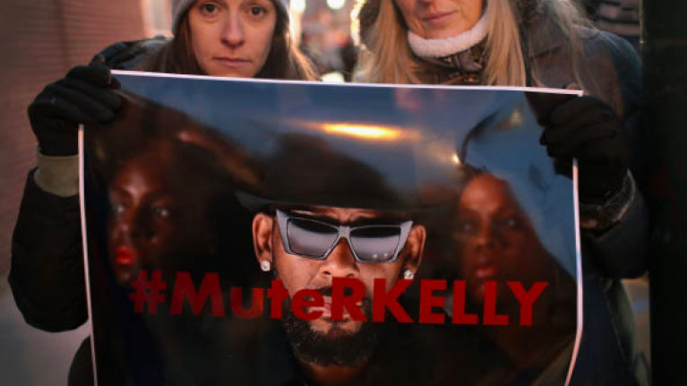 R Kelly's daughter calls him a 'monster' following release of Surviving R Kelly doc
