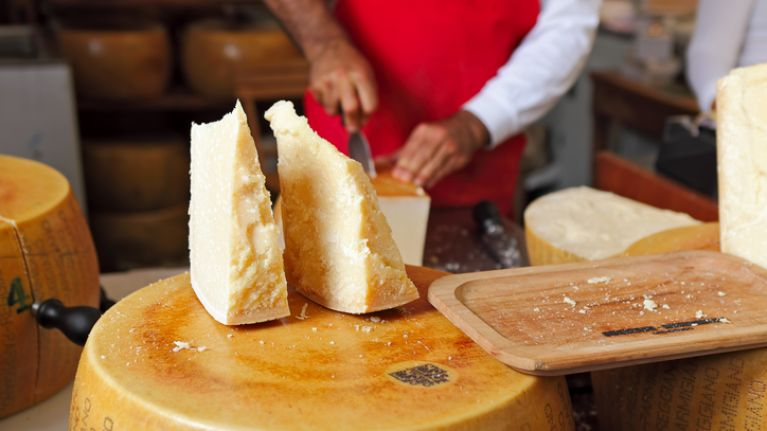 GRATE news for cheese lovers - Parmesan actually has some class health benefits