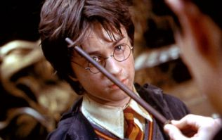 Turns out Harry Potter's scar isn't actually in the shape of a lightning bolt