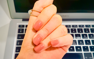 Here's how I make my nails look like I just got a gorgeous (profesh) mani