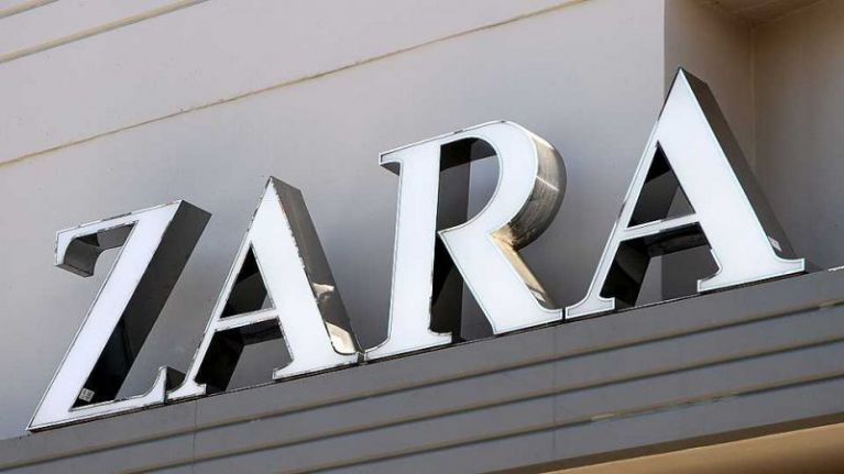Zara has changed its logo and it looks as slick AF