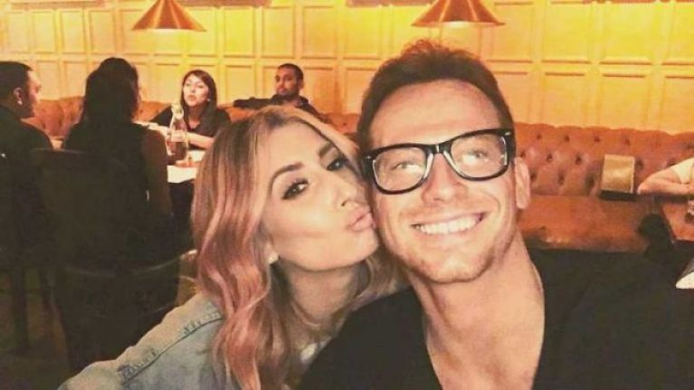 Stacey Solomon has shared the most adorable selfie with Joe Swash and baby Rex