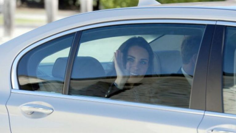 Kate Middleton always keeps a lunch box in her car and we love her for it