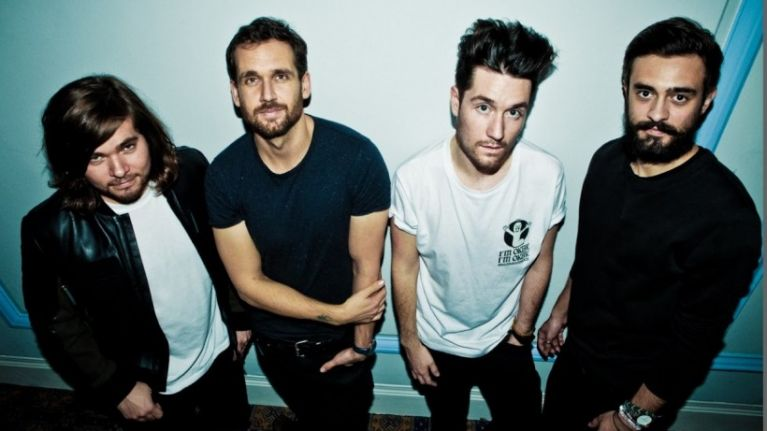 Bastille have cancelled their Dublin gig tonight over bad weather