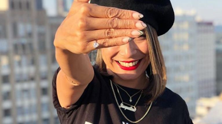 Anti-engagement rings are now a big thing... so BRB just planning my own proposal