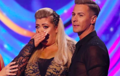 People think Gemma Collins 'fell on purpose' after seeing Dancing on Ice replay