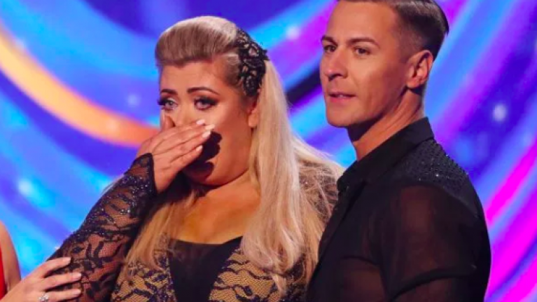 ef1a7c13bdc8 People think Gemma Collins 'fell on purpose' after seeing Dancing on ...