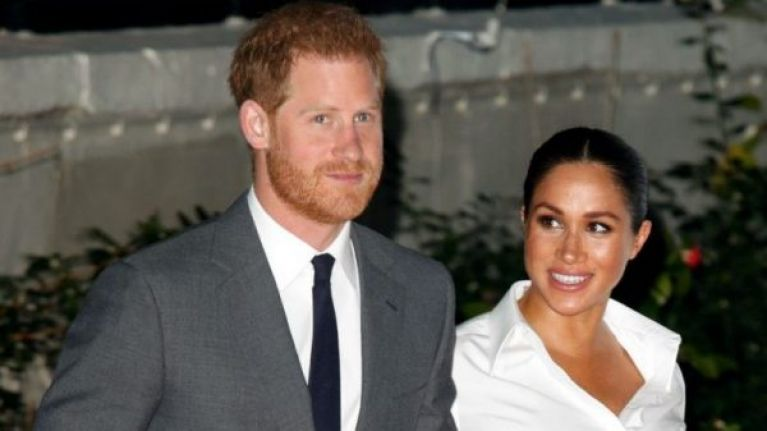 Meghan Markle and Prince Harry were late to an awards ceremony for the a heartbreaking reason