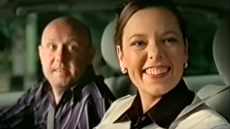 Olivia Colman says the iconic 'Kev and Bev' AA adverts lost her some acting jobs