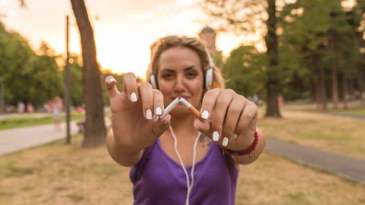 Quit to Fit Week 1: The first 48 hours of quitting - what to expect