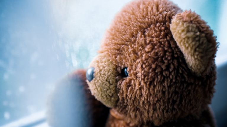 A terminally ill boy has been reunited with his teddy and it's all thanks to social media