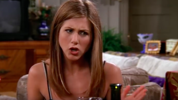 Friends fans have noticed a pretty creepy detail about Rachel's date with Joshua
