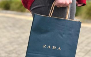 This €12 little black dress from the Zara sale is literally the BEST bargain ever