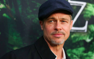 Brad Pitt's got a new girlfriend and no, calm down, it's not Jennifer Aniston