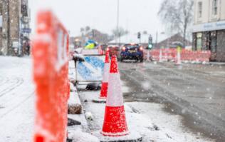 Met Éireann warn that snow and widespread frost will hit Ireland tonight