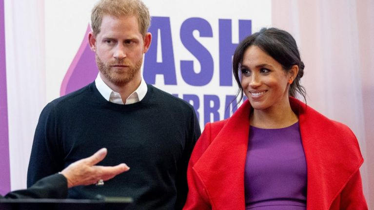 Meghan and Harry's child to make history as first British royal newborn with dual citizenship