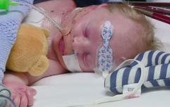 'Miracle' three-week-old baby who needed a new heart passes away