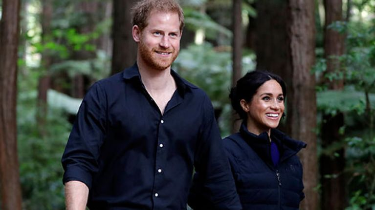 Prince Harry will be surprising Meghan Markle with a sweet gesture on Valentine's Day