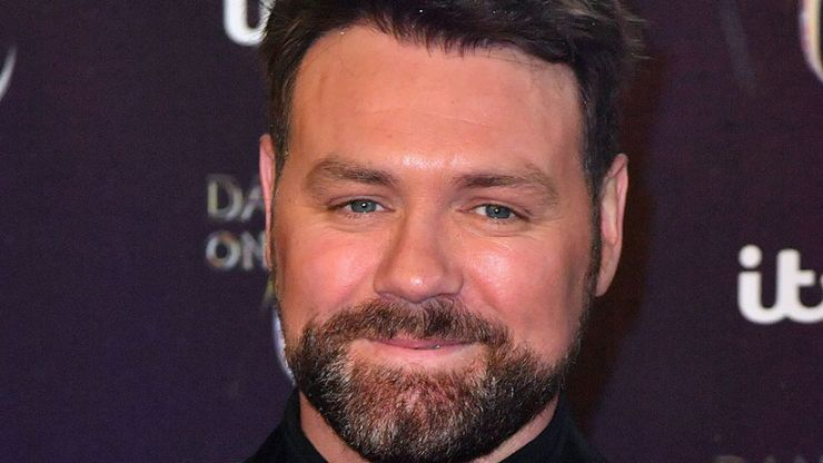Westlife, who? Brian McFadden is going on TOUR with Boyzone
