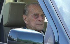 Prince Philip spotted driving without seatbelt two days after crash that hospitalised two women
