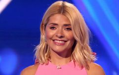 Everyone is absolutely loving the dress that Holly Willoughby wore this morning