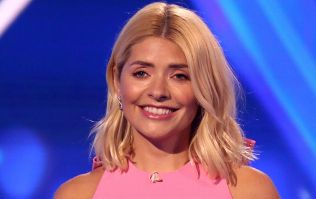 Holly Willoughby wore the most adorable €24 dress from Warehouse this morning