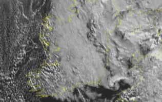 Met Éireann predict 'showers of rain, hail, sleet and snow' will come down tonight