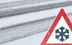 Met Éireann has just issued a snow weather warning for ALL counties in Ireland