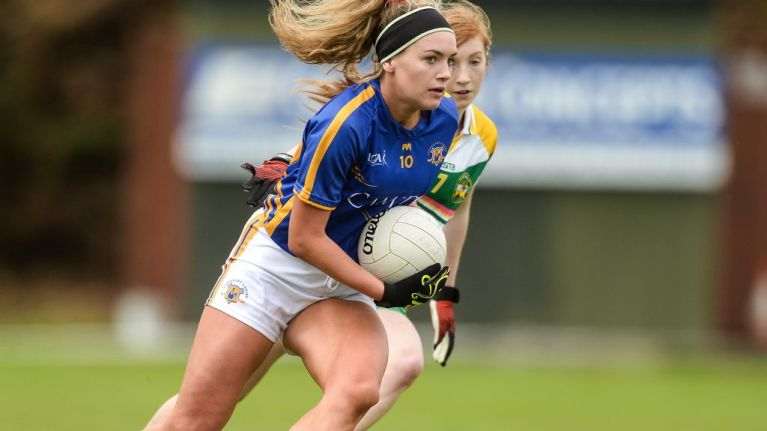 'Having a good mentality' is key to Orla O'Dwyer's success as a dual player