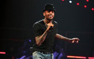 Chris Brown arrested in France on suspicion of rape