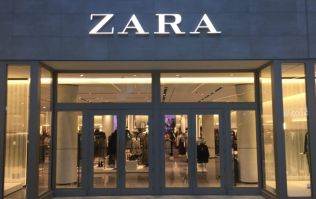 Zara has its own take on the biggest coat trend of 2019 - and it's just €49