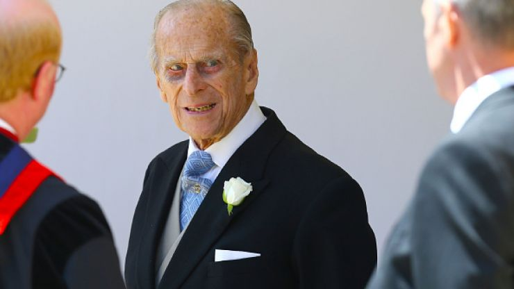 Woman in crash with Prince Philip 'told to keep quiet' about the incident