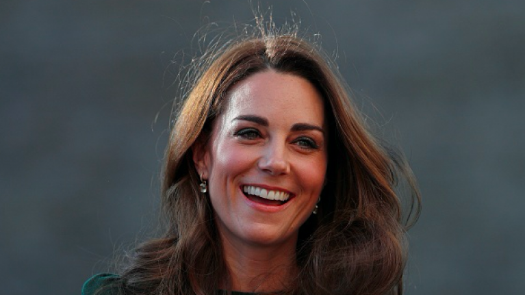 The dress Kate Middleton is wearing today includes a very important message