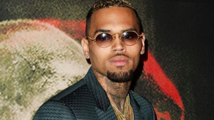 Chris Brown issues statement over rape allegations in France