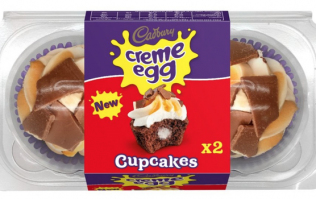 Creme Egg cupcakes exist and we'll take 15, thanks
