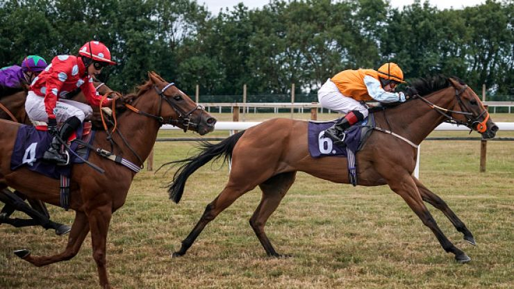 Female jockey proves fortune favours the bold as a brave decision pays off for her career