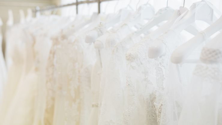One of Dublin's most beloved bridal boutiques is closing down with a huge sale