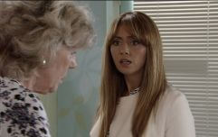 Coronation Street's Samia Longchambon drops hint about who will die in factory collapse
