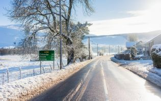 Met Éireann warns of 'significant snow', as temperatures set to drop to -5 on Saturday