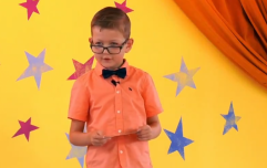 5-year-old whose father passed away makes moving speech on why his dad is his hero
