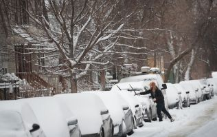 Met Éireann have just issued a snow and ice weather warning for the entire country