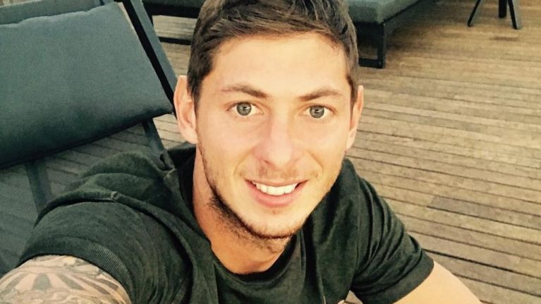 The plane carrying missing footballer, Emiliano Sala, has been found