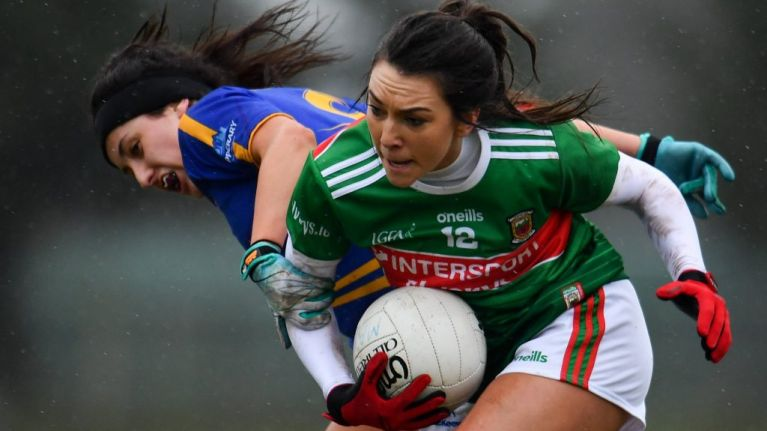 Mayo, Westmeath and Galway: 3 counties which emerged on top in ladies football this weekend